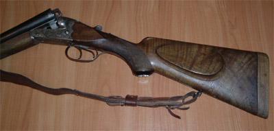 Немецкое гладкоствольное охотничье оружие
