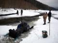 Зимняя рыбалка на вишере