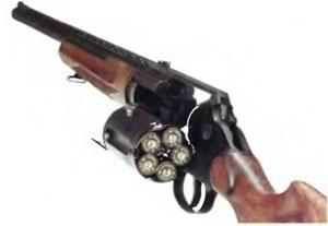 Ружье револьверного типа МЦ 255