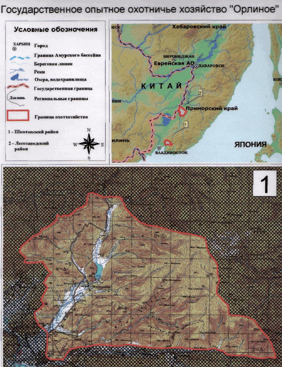 Шкотовский Район Карта Спутник